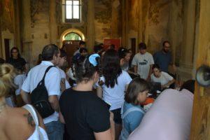 Casting Villa Pisani Monselice 2019
