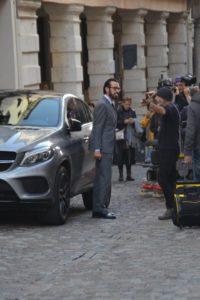 Set Villetta con Ospiti Giallini e De Matteo